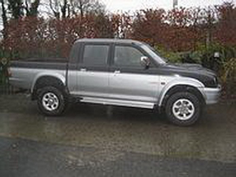 Welcome To The Mitsubishi L200 Owners Club Website